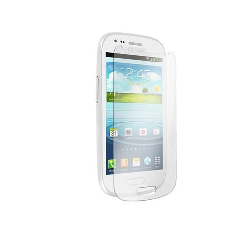 Mili Samsung Galaxy S3 Mini Temperli Kırılmaz Cam Ekran 0.33 2.5D