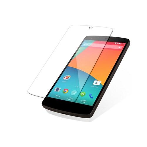 Mili Lg Nexus 6 Temperli Kırılmaz Cam Ekran 0.33 2.5D