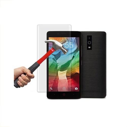 Mili Avea In Touch 4 Kırılmaz Cam Ekran 0.33 2.5D