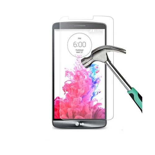 Okmore Lg G4 Stylus Temperli Kırılmaz Cam Ekran 0.33 2.5D
