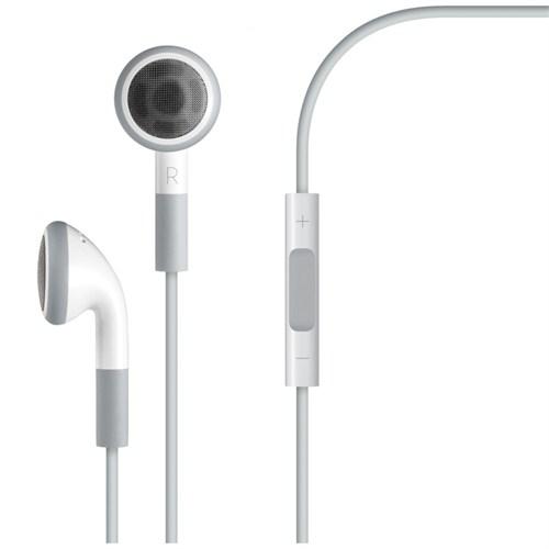 Apple iPhone/iPod/iPad Kumandalı ve Mikrofonlu Kulaklık MB770G/B (Kutusuz) - (İthalatçı Garantili)