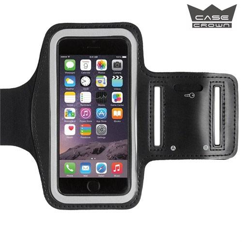 CaseCrown Apple iPhone 6 Plus/6s Plus Kol Bandı Siyah