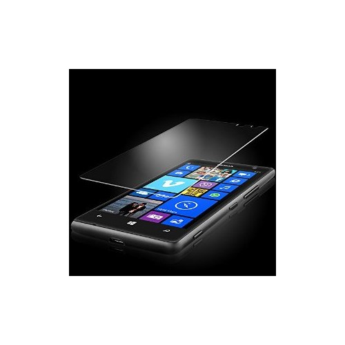 Mili Nokia Lumia 625 Kırılmaz Cam Ekran 0.33 2.5D
