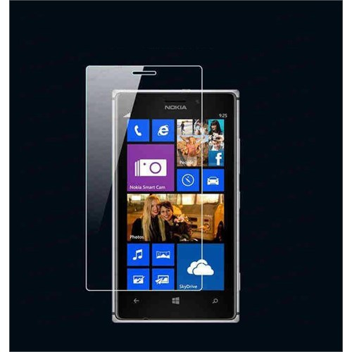 Mili Nokia Lumia 925 Kırılmaz Cam Ekran 0.33 2.5D