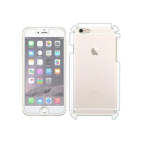 Aprolink Apple iPhone 6 Poliuretan Kaplama Arka Ön Yan