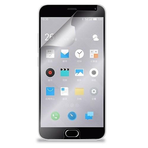 Case 4U Meizu M2 Note Ultra Şeffaf Ekran Koruyucu