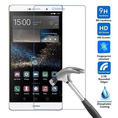Case 4U Huawei P8 Kırılmaz Cam Ekran Koruyucu