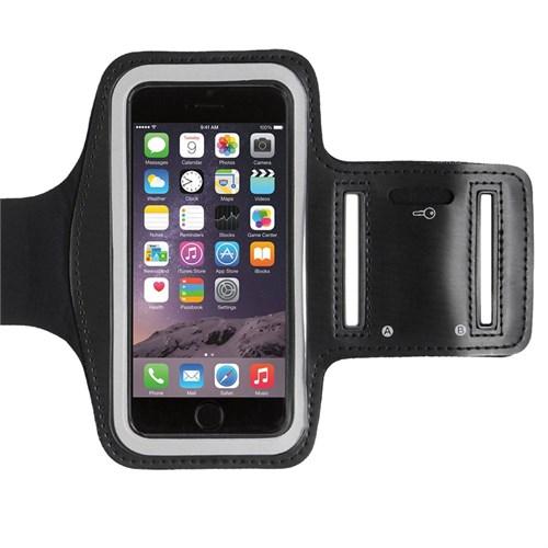 Case 4U Apple İphone 6S Kol Bandı Siyah