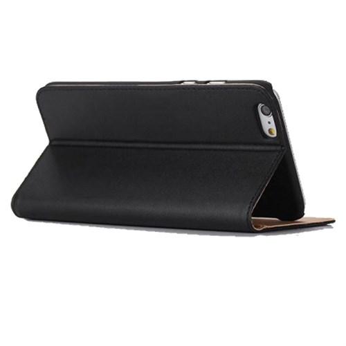 Case 4U Apple İphone 6S Plus Delux Siyah Kılıf