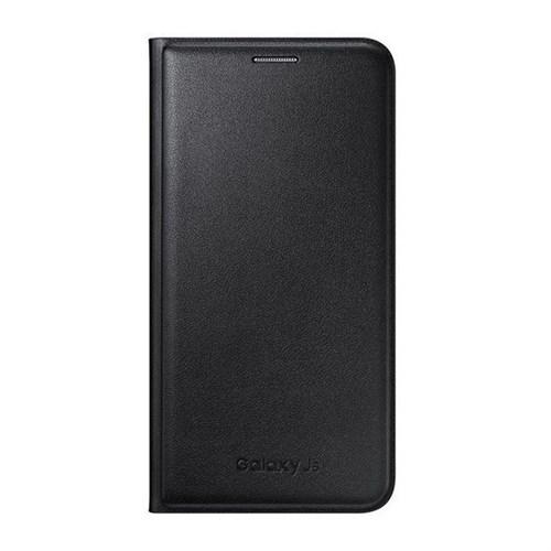 Samsung Galaxy J5 Flip Cover Siyah - EF-WJ500BBEGWW