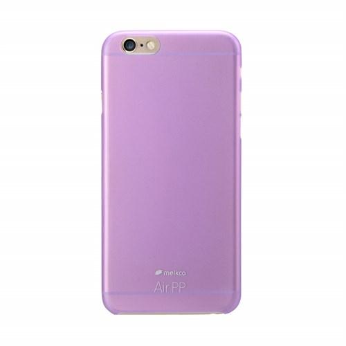 Melkco Air Pp Apple İphone 6 Plus (6S Plus Uyumludur) Mor Kılıf