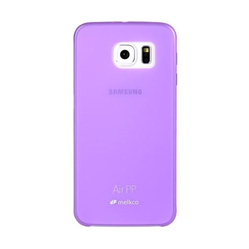 Melkco Air Pp Samsung Galaxy S6 Mor Kılıf