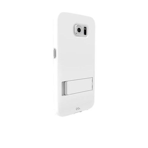 Casemate Samsung Galaxy S6 Tough Stand Beyaz Kılıf