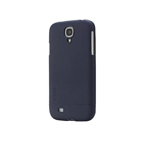 Skech Samsung Galaxy S4 Hard Rubber Mavi Kılıf