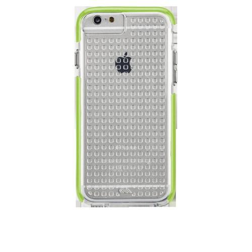 Casemate Apple iPhone 6 Tough Air Şeffaf Yeşil Kılıf