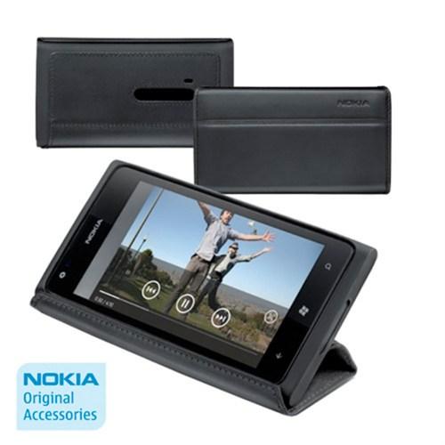 Kılıfshop Nokia Lumia 920 Orijinal Cp- 600 Deri Kılıf