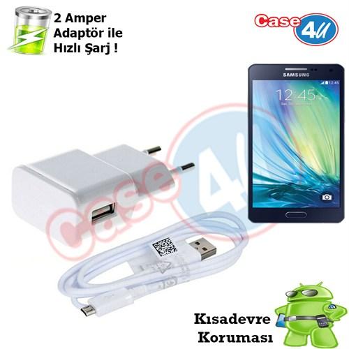 Case 4U Samsung Galaxy A5 Şarj Seti