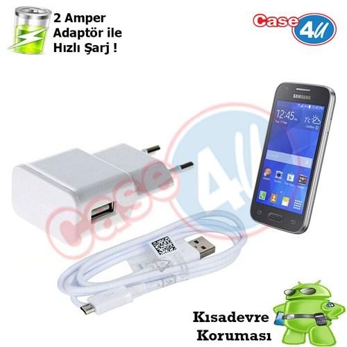 Case 4U Samsung Galaxy Ace 4 Şarj Seti