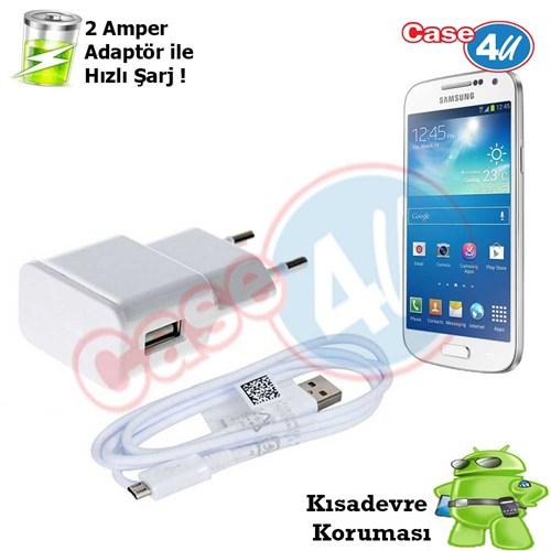 Case 4U Samsung İ9190 Galaxy S4 Mini Şarj Seti