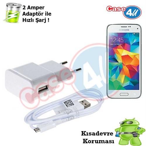 Case 4U Samsung Galaxy S5 Şarj Seti
