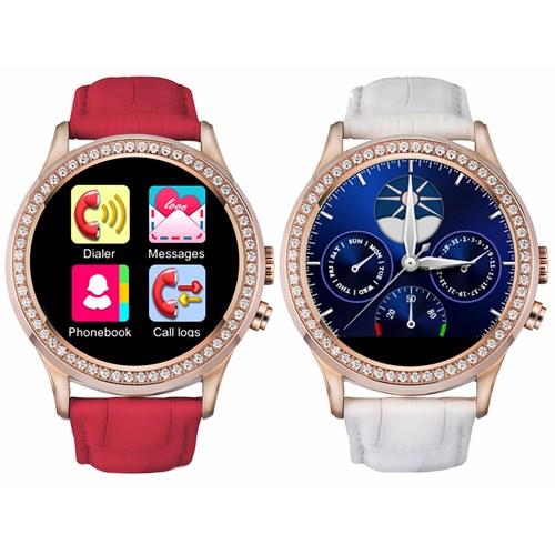 Appscomm D8 Diamond Akıllı Saat Altın