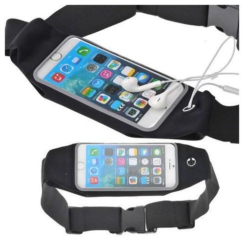 Markacase İphone 5S-6-6S Spor Bel Kılıfı Telefon Bölmeli