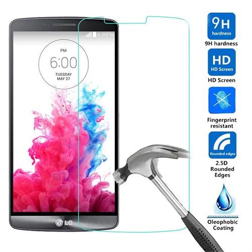 Case 4U LG G3 Kırılmaz Cam Ekran Koruyucu