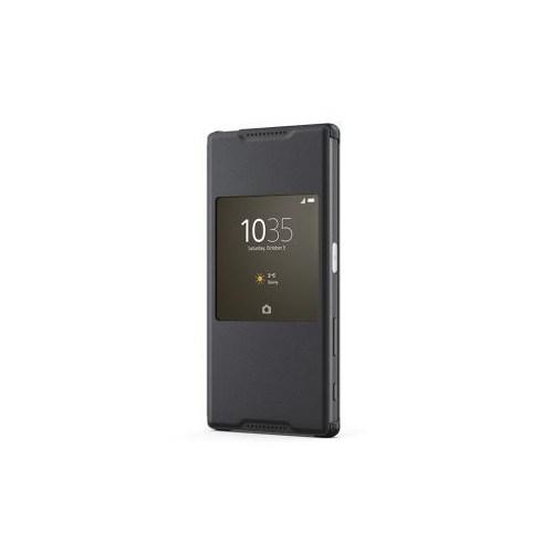 Sony Xperia Z5 SCR42RU/B Style Kılıf Siyah