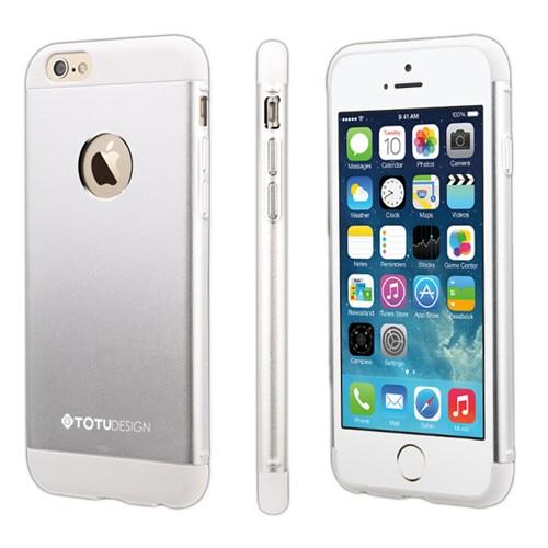 TotuDesign Apple iPhone 6S Kılıf White Knight Series