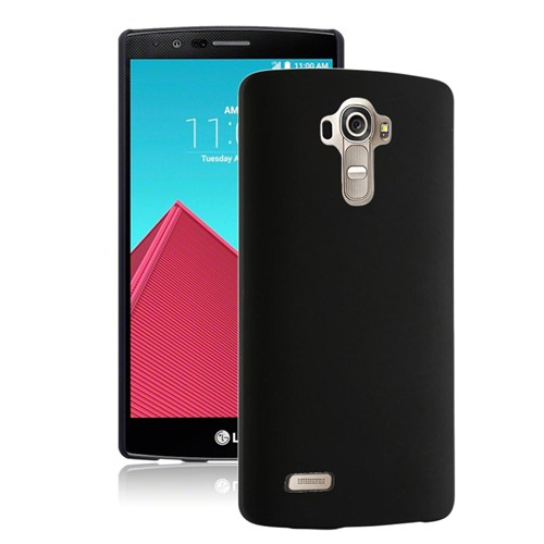 Microsonic Lg G4 Beat (G4s) Kılıf Premium Slim Siyah