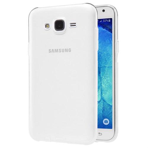 Microsonic Samsung Galaxy J7 Clear Soft Şeffaf Kılıf