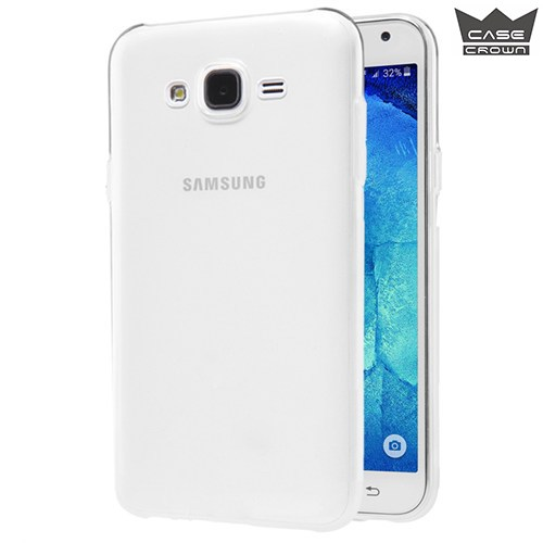 CaseCrown Samsung Galaxy J2 Ultra İnce Silikon Kılıf Şeffaf