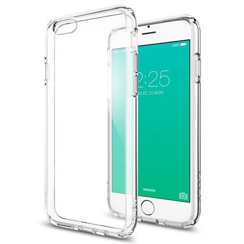 Spigen Sgp iPhone 6s Kılıf Ultra Hybrid Crystal Clear-SGP11598