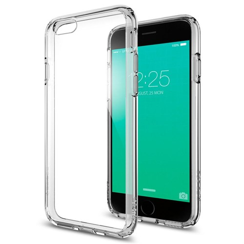 Spigen Apple iPhone 6s Kılıf Ultra Hybrid Space Crystal-SGP11599