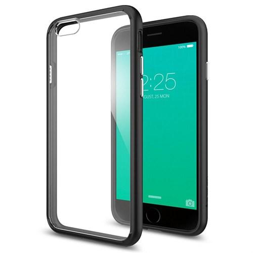 Spigen Sgp iPhone 6s Kılıf Ultra Hybrid Black-SGP11600