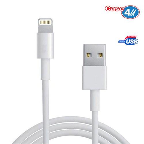 Case 4U Apple İphone 5S Lightning Usb Data Ve Şarj Kablosu