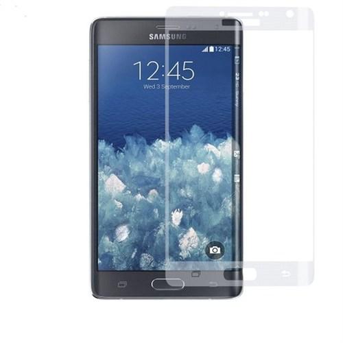 9H Samsung Galaxy Note Edge Kırılmaz Cam Ekran Koruyucu Şeffaf