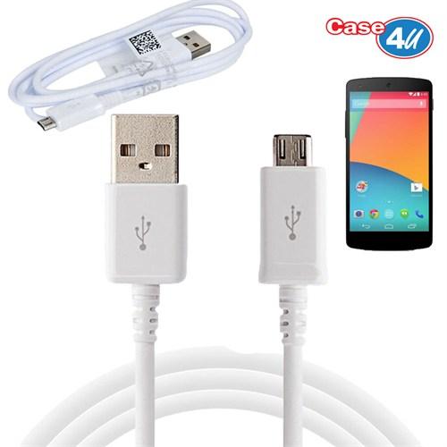 Case 4U Lg Nexus 5 Micro Usb Data Ve Şarj Kablosu