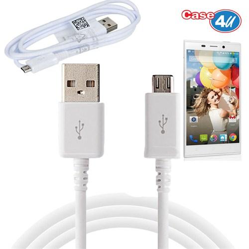 Case 4U General Mobile Discovery Elite Micro Usb Data Ve Şarj Kablosu