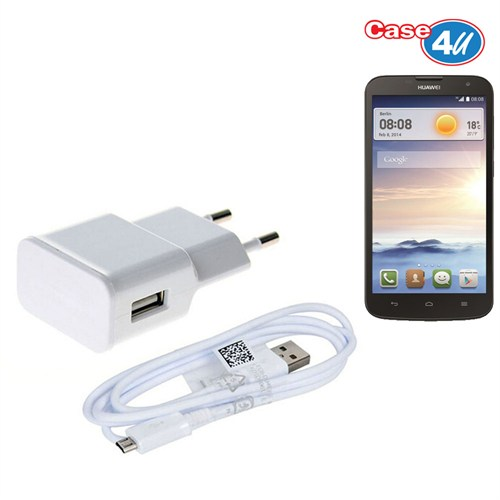 Case 4U Huawei Ascend G730 Şarj Seti