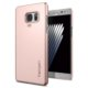 Spigen Galaxy Note 7 Kılıf Thin Fit Ultra İnce Rose Gold