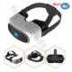Case 4U Virtual Reality 3D Android 5.1 1G/8G HDMI 1920*1080 HD Bluetooth Ekranlı Sanal Gerçeklik Gözlüğü