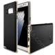 Case 4U Samsung Galaxy Note 7 Hybrid Korumalı İnce Arka Kapak Altın