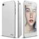 Elago iPhone 7 Kılıf İnner Core Ultra İnce 0.3mm Şefffaf Beyaz