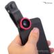 Case Leap Balık Gözü Cep Telefonu Lensi (Tüm Modellere Uyumlu)