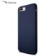 Case Leap iPhone 7 Tam Korumalı Rubber Kılıf Lacivert