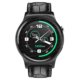 Dark SW08 Smart Watch IOS ve Android Uyumlu Siyah Akıllı Saat (Siyah Deri Kayış)(DK-AC-SW08BL)