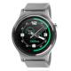 Dark SW08 Smart Watch IOS ve Android Uyumlu Silver Akıllı Saat (Gümüş Metal Kayış)(DK-AC-SW08S)