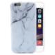 Case 4U Apple iPhone 6/6S Mermer Desenli Sert Silikon Kılıf
