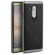 Case 4U Huawei Ascend Mate 8 Hybrid Korumalı İnce Arka Kapak Gri